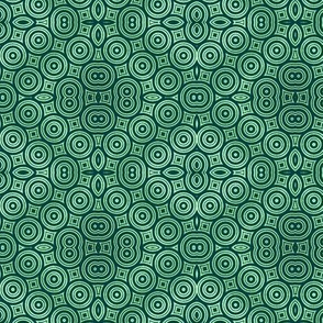 Green Donuts in the Twilight Zone