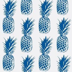 Pineapple Regal Blue