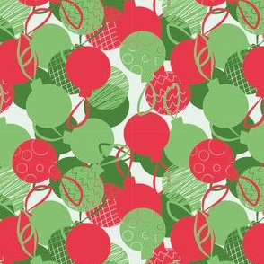 Christmas decorations - colorway 4