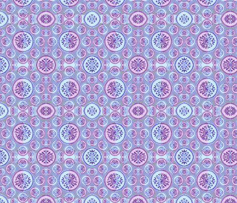 Mandalas fabric by leanne_sweeney on Spoonflower - custom fabric
