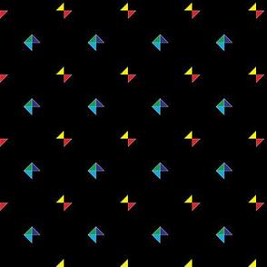 Triangles & Squares BRYGBI