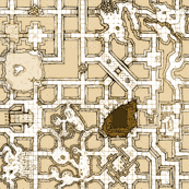 Geomorphic Dungeon Map Small