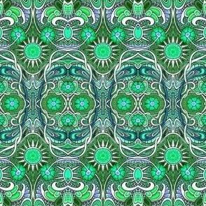 Green Sun Samba
