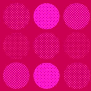 pink snow bold