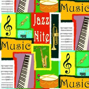 RazzMaTazz Jazz.