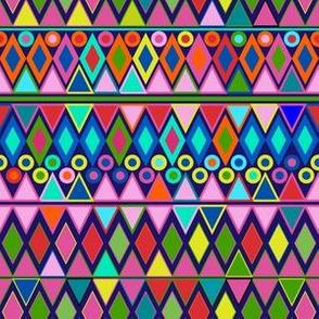 Pecking Order Geometric (bright)