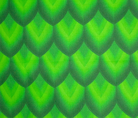 green scales