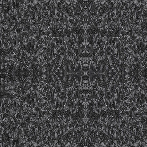 Carpet in Charcoal Tones