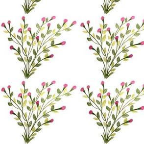 FloralBobPink