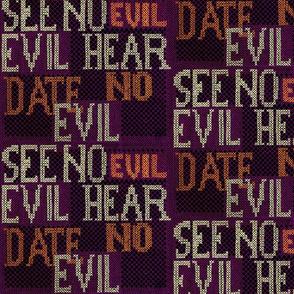 Date No Evil