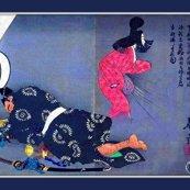 Rjuvenile_-_illustration_-_art_-_spider_princess__asian_woodblock_ed_shop_thumb