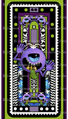 Purple People Eater collection