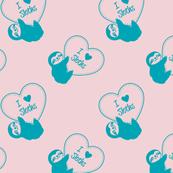 I Heart Sloths