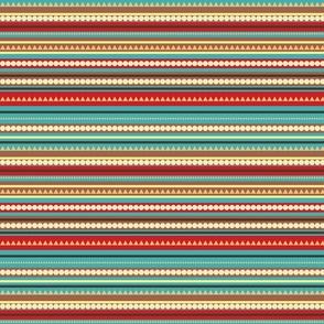 Santa Fe Stripes