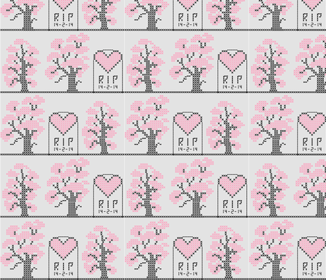 rip fabric by renateandtheanthouse on Spoonflower - custom fabric