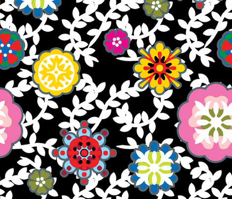 Pseudo-zani fabric by anntuck on Spoonflower - custom fabric