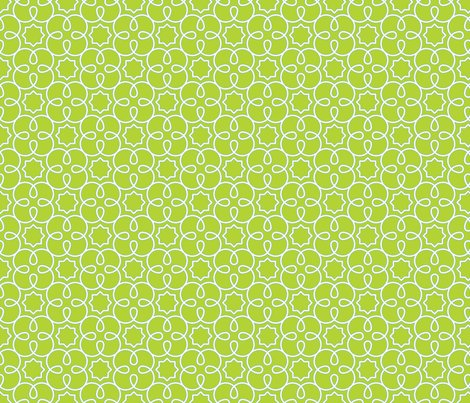 Graphic_loopy_4_pattern_green_quilting_scale_copy_shop_preview