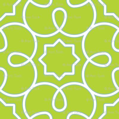 Geometric Loopy - Green