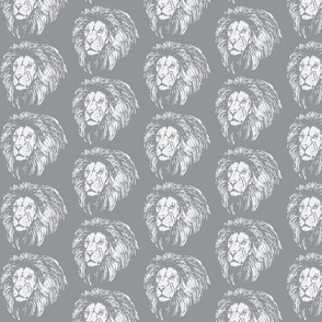 Light Grey Lions