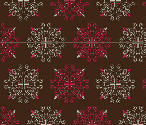 favdesign1 fabric by craftyscientists on Spoonflower - custom fabric