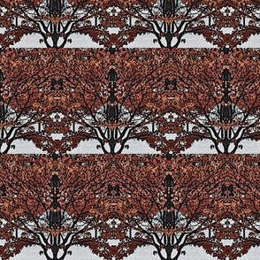 Enchanted Oak Tangle Stripe