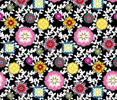 Pseudo-Zani - Garment Scale fabric by anntuck on Spoonflower - custom fabric