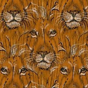 Oak Lion
