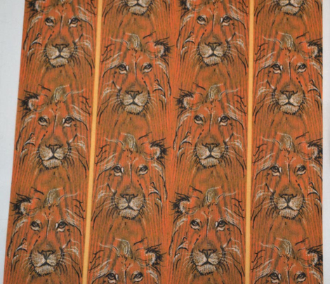 Oak Lion Stripe