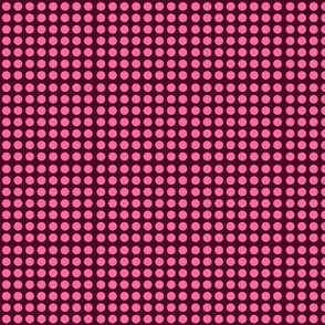polka_dots_pink_on_dark brown