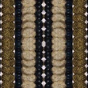 Ah-Choo Vertical Stripes of Autumn Pollen