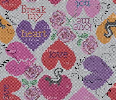 stitch my broken heart