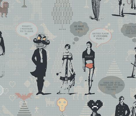 Jane Austen Unhinged
