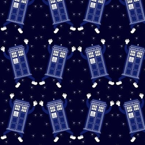 happy little police boxes