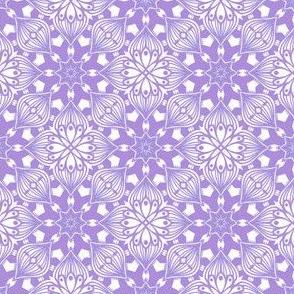Kaleidoscopic Onion - Lilac