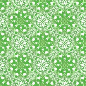 Kaleidoscopic Onion - Green