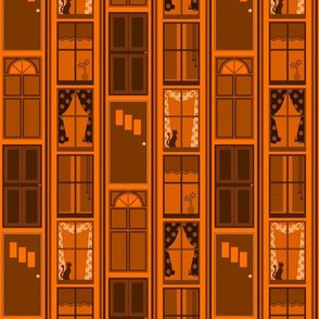 Doors and Windows - Orange