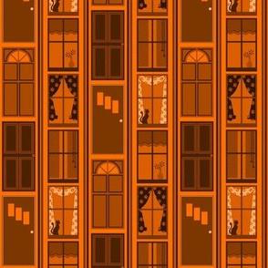 Doors and Windows - Orange