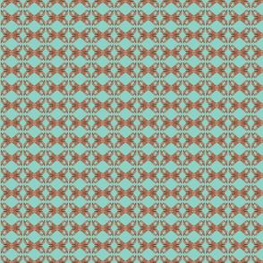 Turquoise Mudra