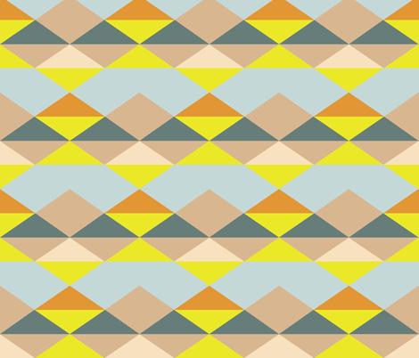 dawn  fabric by anieke on Spoonflower - custom fabric