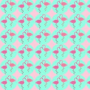 Flamingo Triangles