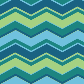 Chevrons_in_Waves