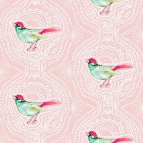 SongBird Antique Rose Lace
