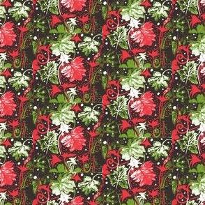 Festive leaves 3