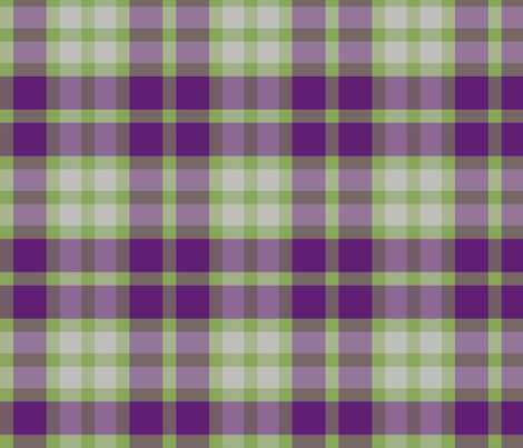 Penny Plaid fabric by erin_mcclain_studio on Spoonflower - custom fabric