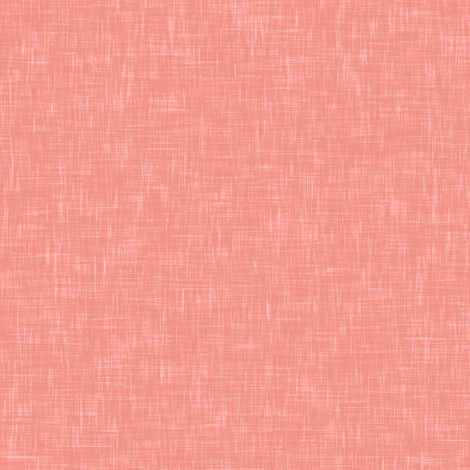 Light Coral Linen Solid fabric by willowlanetextiles on Spoonflower - custom fabric