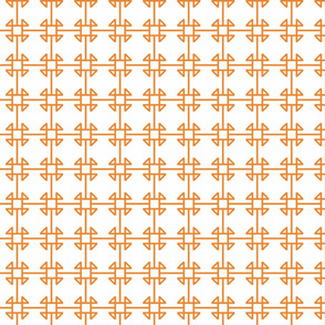square knot creamsicle