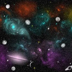 Galaxy Stripes