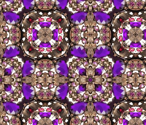 bling! fabric by kociara on Spoonflower - custom fabric