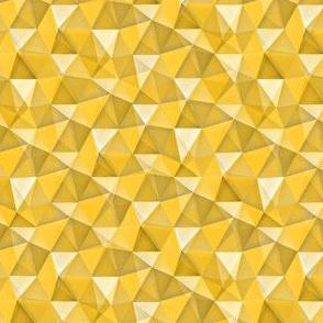 golden beryl crystals