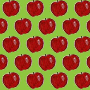 she's apples, mate (green)